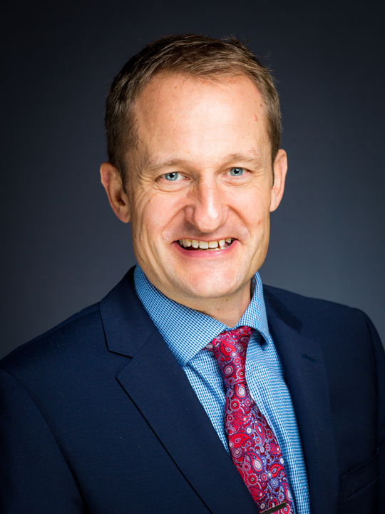 Photo of Mr Graham Letley, Deputy Head Master