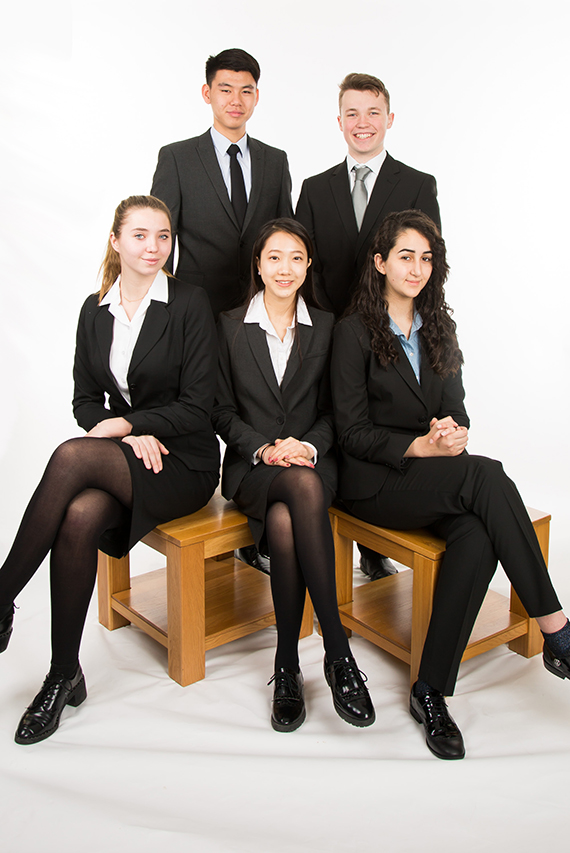 Long Sleeved Girls School Uniform Smart Blouse Only Uniform/® UK