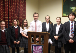 House Public Speaking Competition