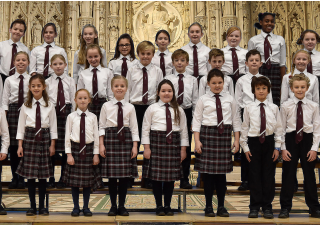 Choristers' Success at The Royal Festival Hall