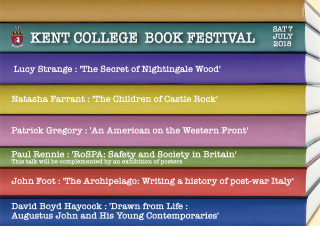 Kent College Book Festival