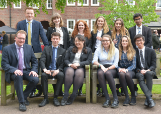 Year 13 Leavers' Service