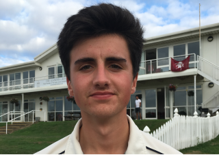 KC Cricket star represents London and East Squad