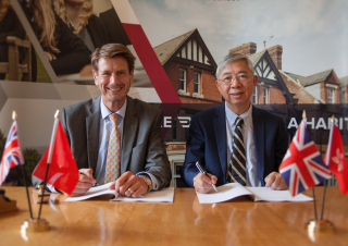 Kent College to open a school in Hong Kong