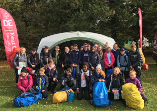 Year 9 Bronze Duke of Edinburgh group