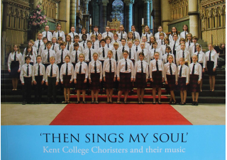 'Then Sings My Soul' by Rod Spencer Book Launch