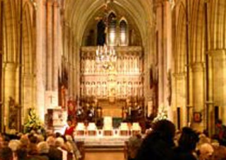 Choristers' Advent Carol Concert, Southwark Cathedral