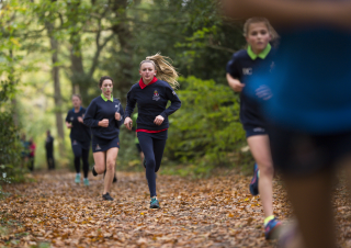 Kent Schools' Cross Country Finals