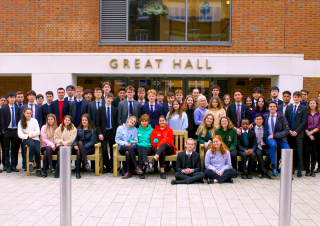 Saying farewell to Year 13