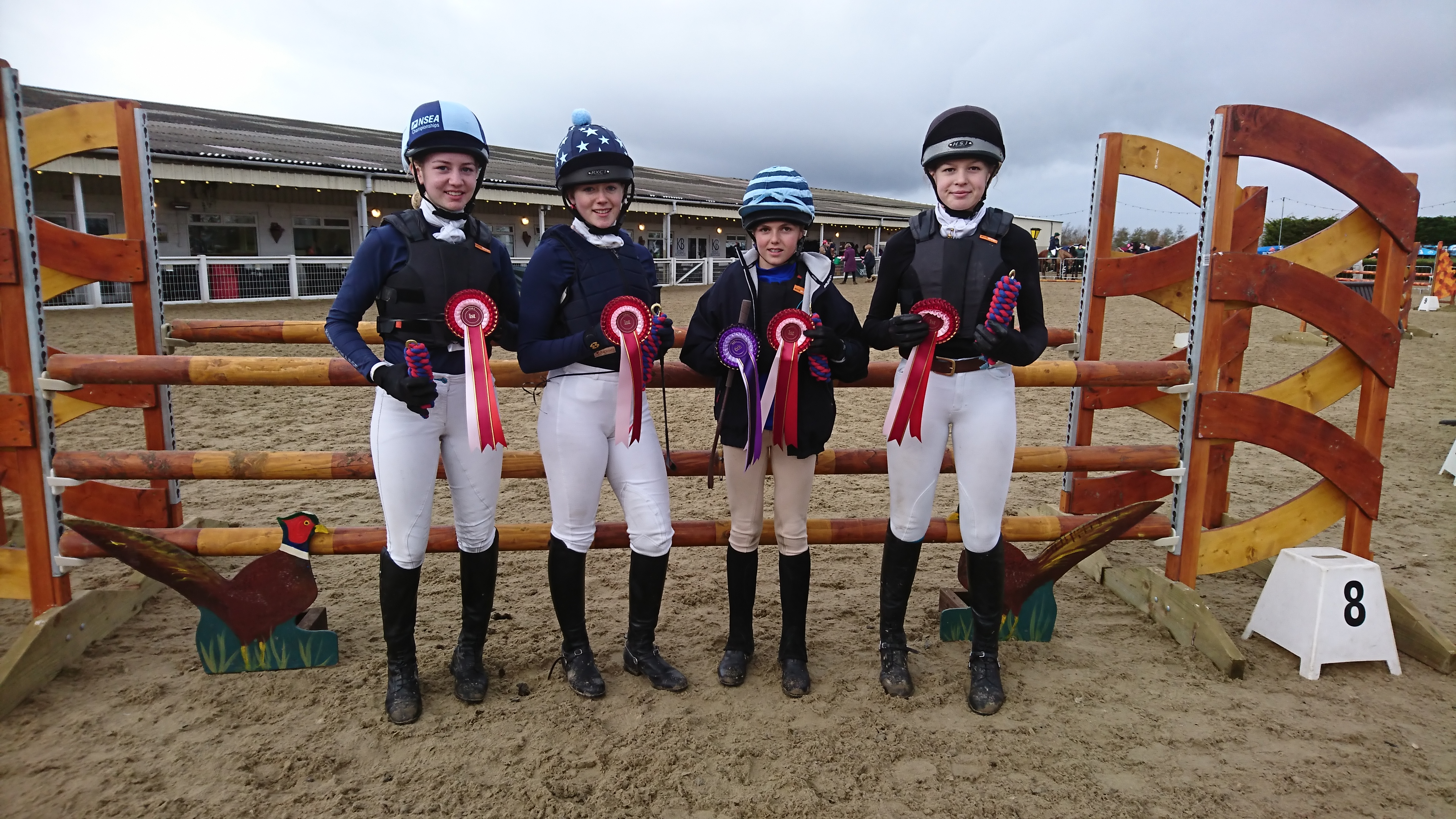 NSEA  Championship Plate - Bedfordshire