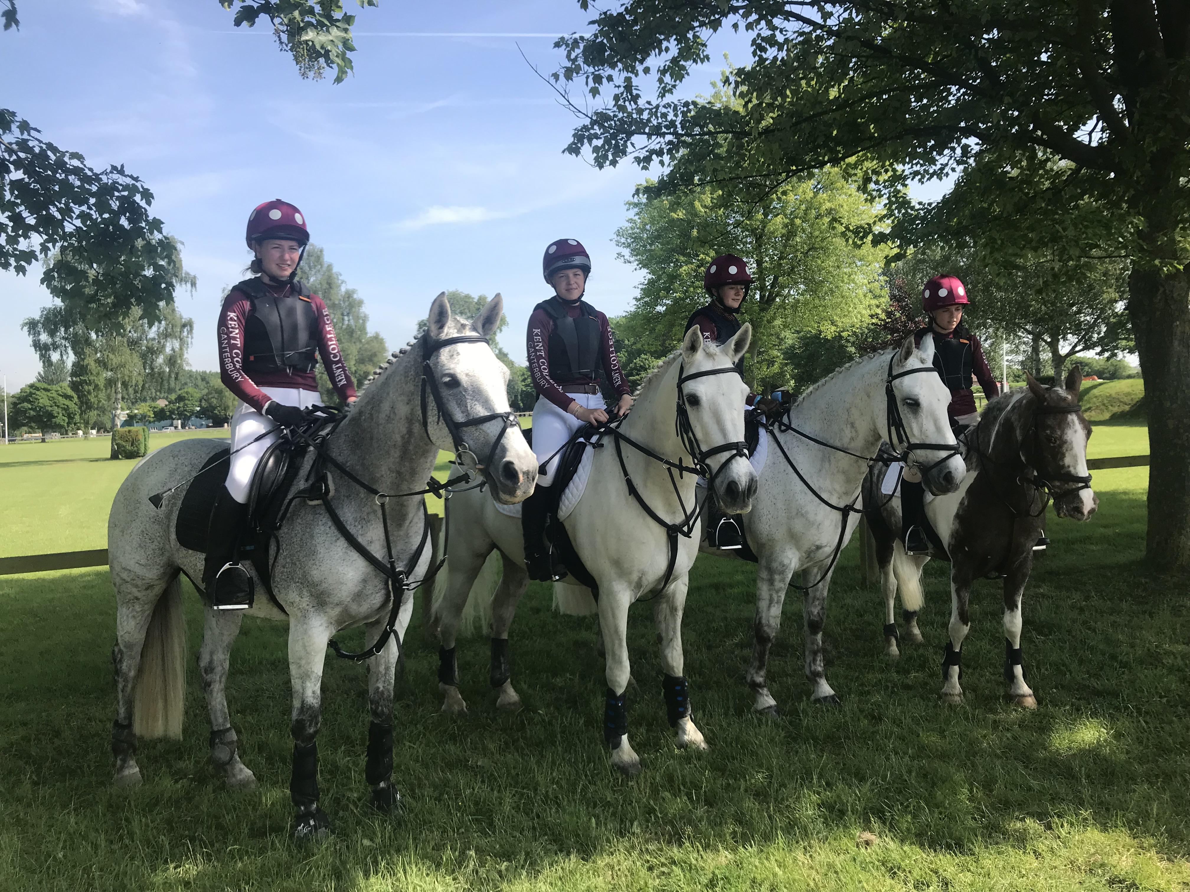 NSEA Eventer's Challenge Championship