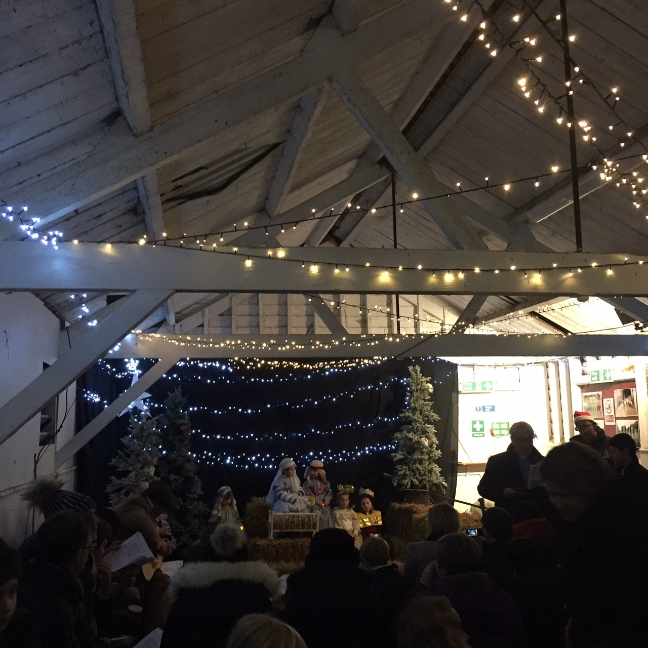 Carols on the Farm