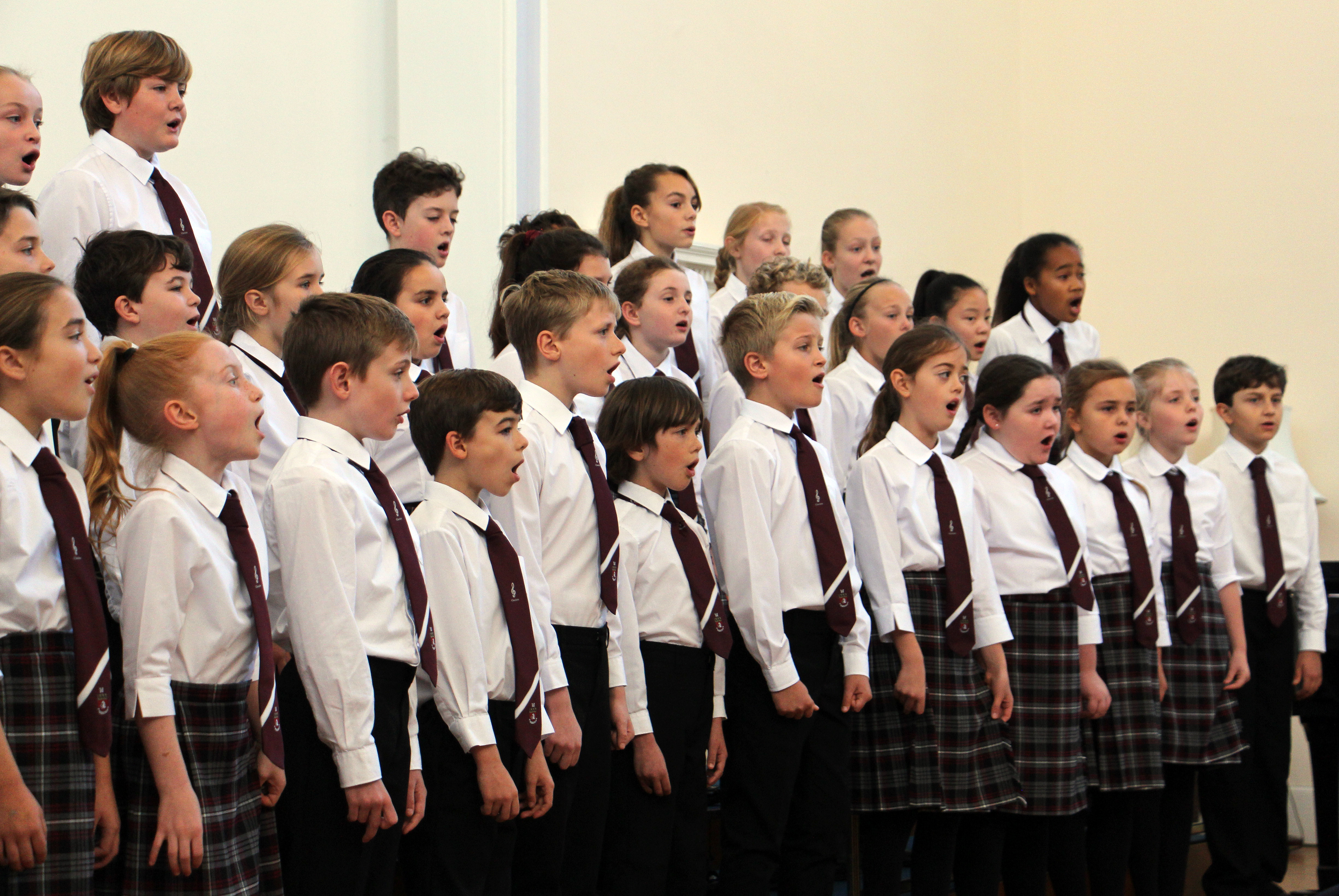 Choristers' Lunchtime Concert