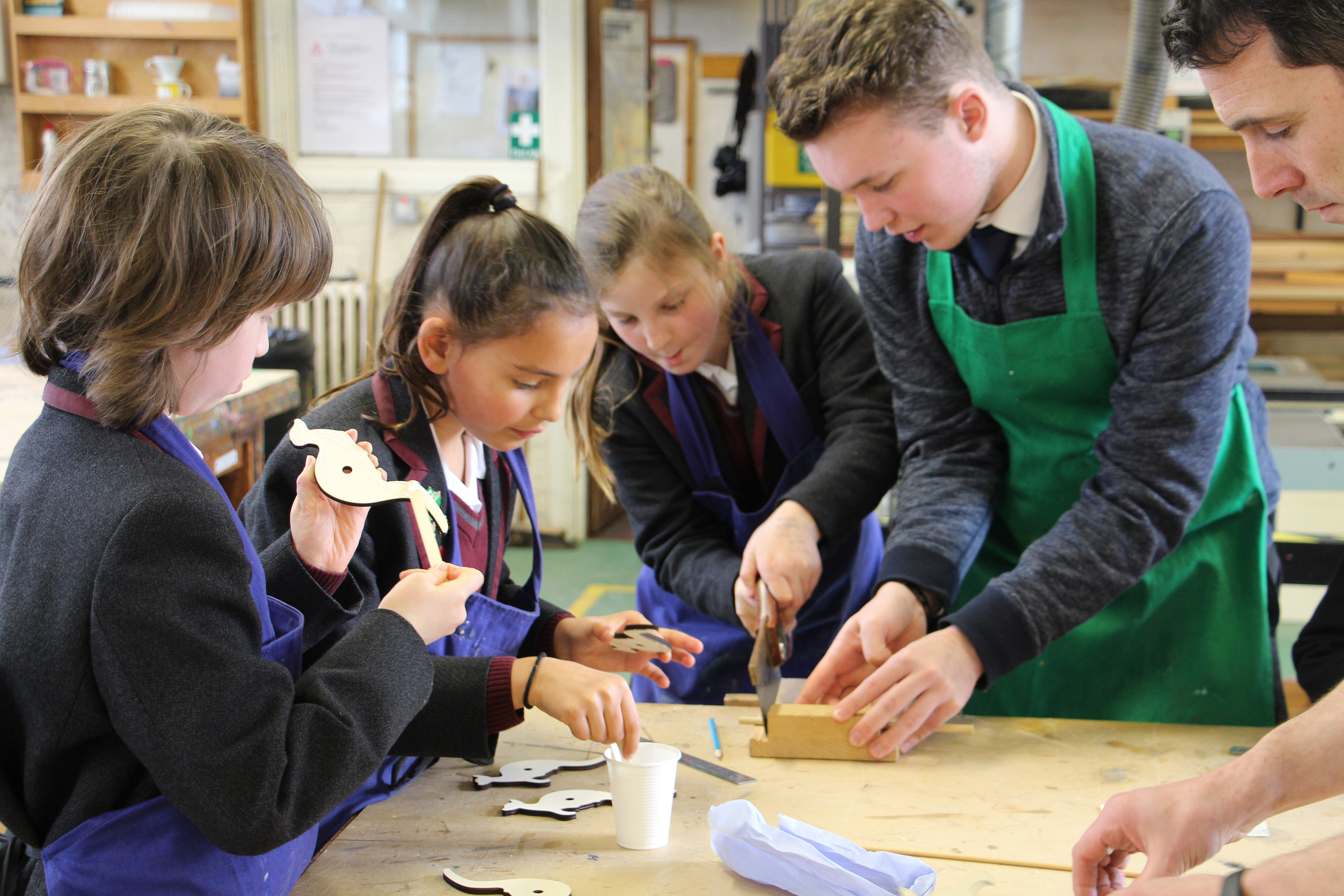 Year 5 Experience Day at KC Senior School