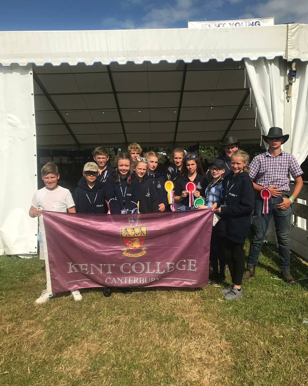 Success at the 90th Kent County Show!